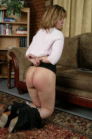 Real Spankings - Cindy's Forgotten Parking Tickets - image 11