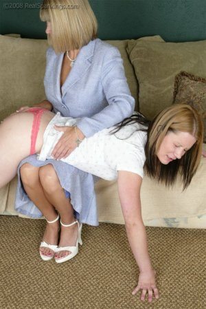 Real Spankings - Claire's Report Card - image 14