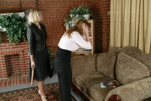 Real Spankings - Cindy's Forgotten Parking Tickets - image 7