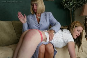 Real Spankings - Claire's Report Card - image 4