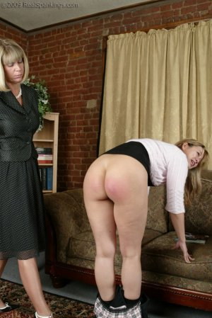 Real Spankings - Cindy's Forgotten Parking Tickets - image 12