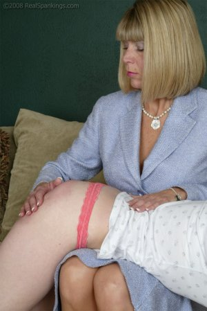 Real Spankings - Claire's Report Card - image 18