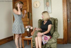 Real Spankings - A Spanking For Cindy - image 2