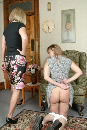 Real Spankings - A Spanking For Cindy - image 8
