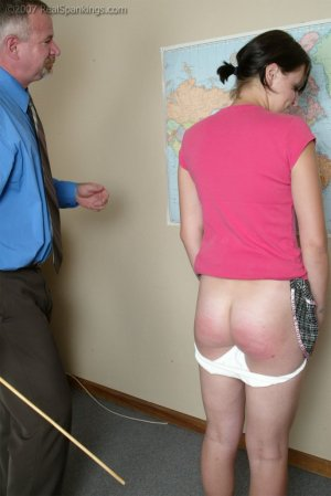 Real Spankings - A Geography Lesson From Mr. Daniels - image 4