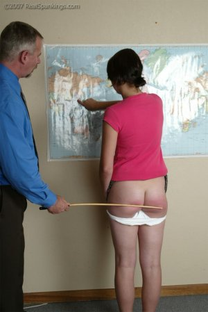 Real Spankings - A Geography Lesson From Mr. Daniels - image 5