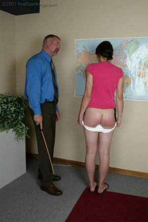 Real Spankings - A Geography Lesson From Mr. Daniels - image 14