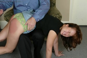 Real Spankings - A Spanking Before Dinner - image 16