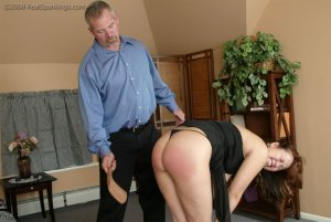 Real Spankings - Spanked Before Going To A Party - image 18