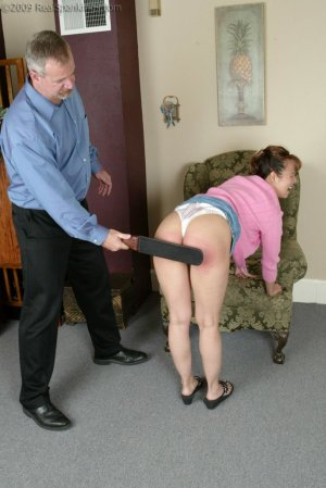 Real Spankings - Cindy's Birthday Spanking - image 6