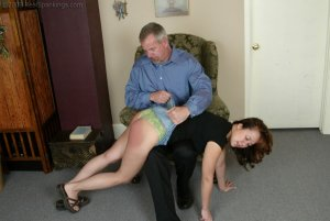 Real Spankings - A Spanking Before Dinner - image 5