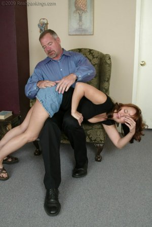 Real Spankings - A Spanking Before Dinner - image 13