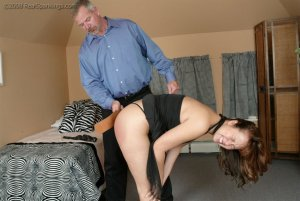 Real Spankings - Spanked Before Going To A Party - image 6