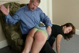 Real Spankings - A Spanking Before Dinner - image 6