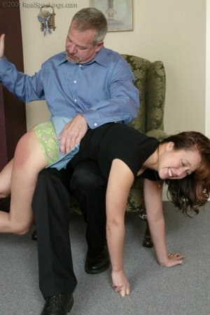 Real Spankings - A Spanking Before Dinner - image 7