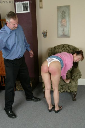 Real Spankings - Cindy's Birthday Spanking - image 12