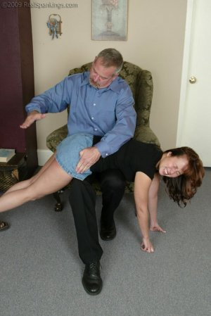 Real Spankings - A Spanking Before Dinner - image 9