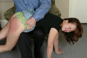 Real Spankings - A Spanking Before Dinner - image 11