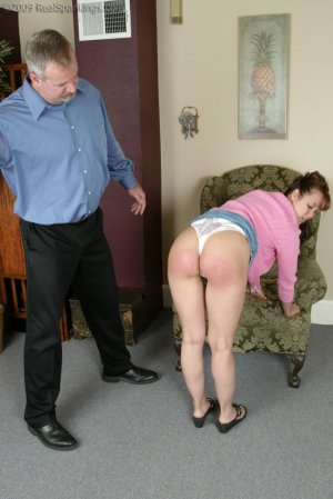 Real Spankings - Cindy's Birthday Spanking - image 9
