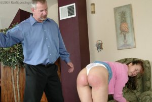 Real Spankings - Cindy's Birthday Spanking - image 18
