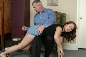 Real Spankings - A Spanking Before Dinner - image 17