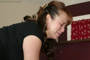 Real Spankings - Cindy Forgets An Important Phone Call - image 10