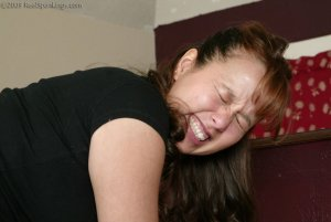 Real Spankings - Cindy Forgets An Important Phone Call - image 16