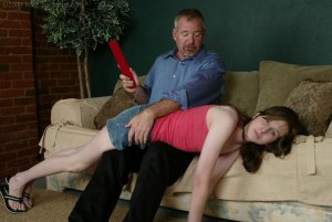 Real Spankings - Helen Wrecks The House - image 14