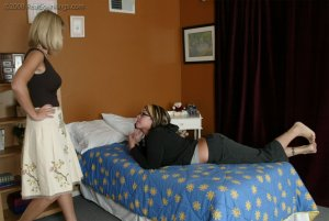 Real Spankings - Isabel Learns Not To Be Rude - image 18
