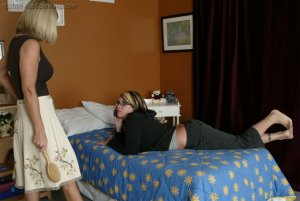 Real Spankings - Isabel Learns Not To Be Rude - image 14