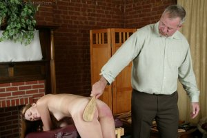 Real Spankings - Monica Requests A Session With Mr. Daniels - Part 1 - image 9