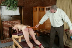 Real Spankings - Monica Requests A Session With Mr. Daniels - Part 2 - image 1