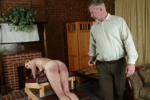 Real Spankings - Monica Requests A Session With Mr. Daniels - Part 1 - image 1