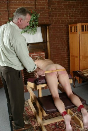 Real Spankings - Monica Requests A Session With Mr. Daniels - Part 2 - image 8