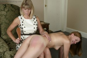 Real Spankings - Monica's Spanking Test - image 5