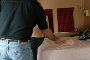 Real Spankings - Blake's Cleaning Lesson - image 2