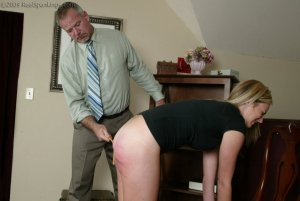 Real Spankings - Bare School Strokes: Riley - image 15