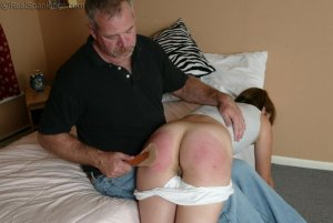 Real Spankings - Blake's Cleaning Lesson - image 3