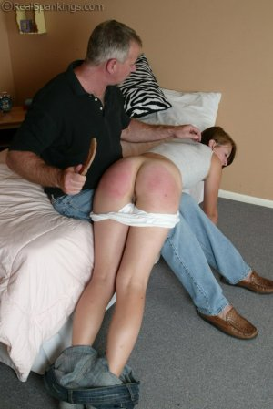 Real Spankings - Blake's Cleaning Lesson - image 12