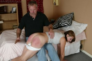 Real Spankings - Blake's Cleaning Lesson - image 4