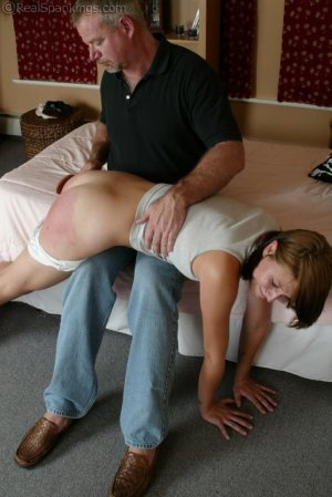Real Spankings - Blake's Cleaning Lesson - image 16