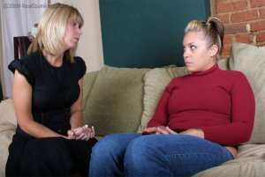 Real Spankings - Isabel's Credit Card Charges - image 1