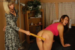 Real Spankings - More Punishment For Cindy - image 9