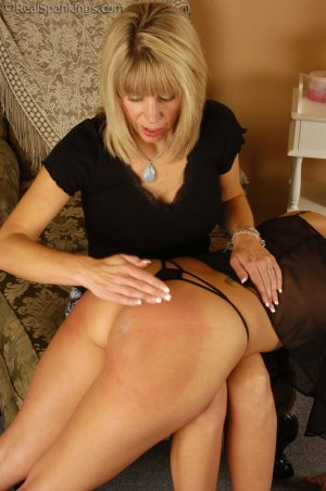 Real Spankings - Cindy's Birthday Gift - image 5