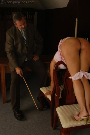Real Spankings - Cindy's Office Discipline - image 18
