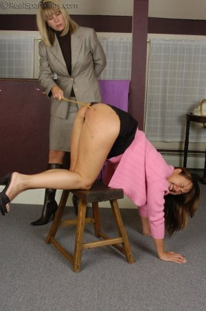 Real Spankings - Cindy Recieves Some Real Discipline - image 14