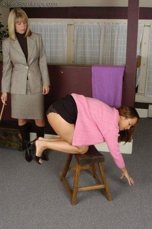 Real Spankings - Cindy Recieves Some Real Discipline - image 4