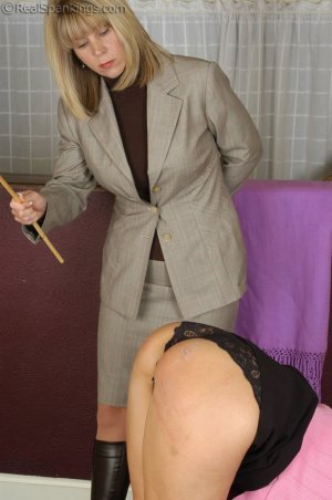 Real Spankings - Cindy Recieves Some Real Discipline - image 11