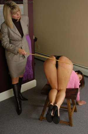 Real Spankings - Cindy Recieves Some Real Discipline - image 9