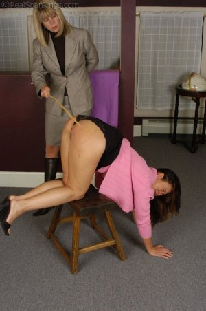 Real Spankings - Cindy Recieves Some Real Discipline - image 10
